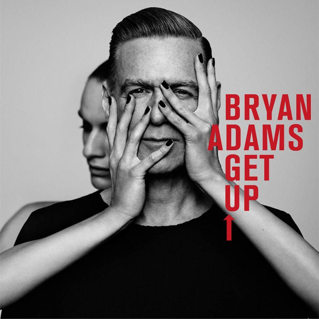 Bryan Adams Get Up (Deluxe)
