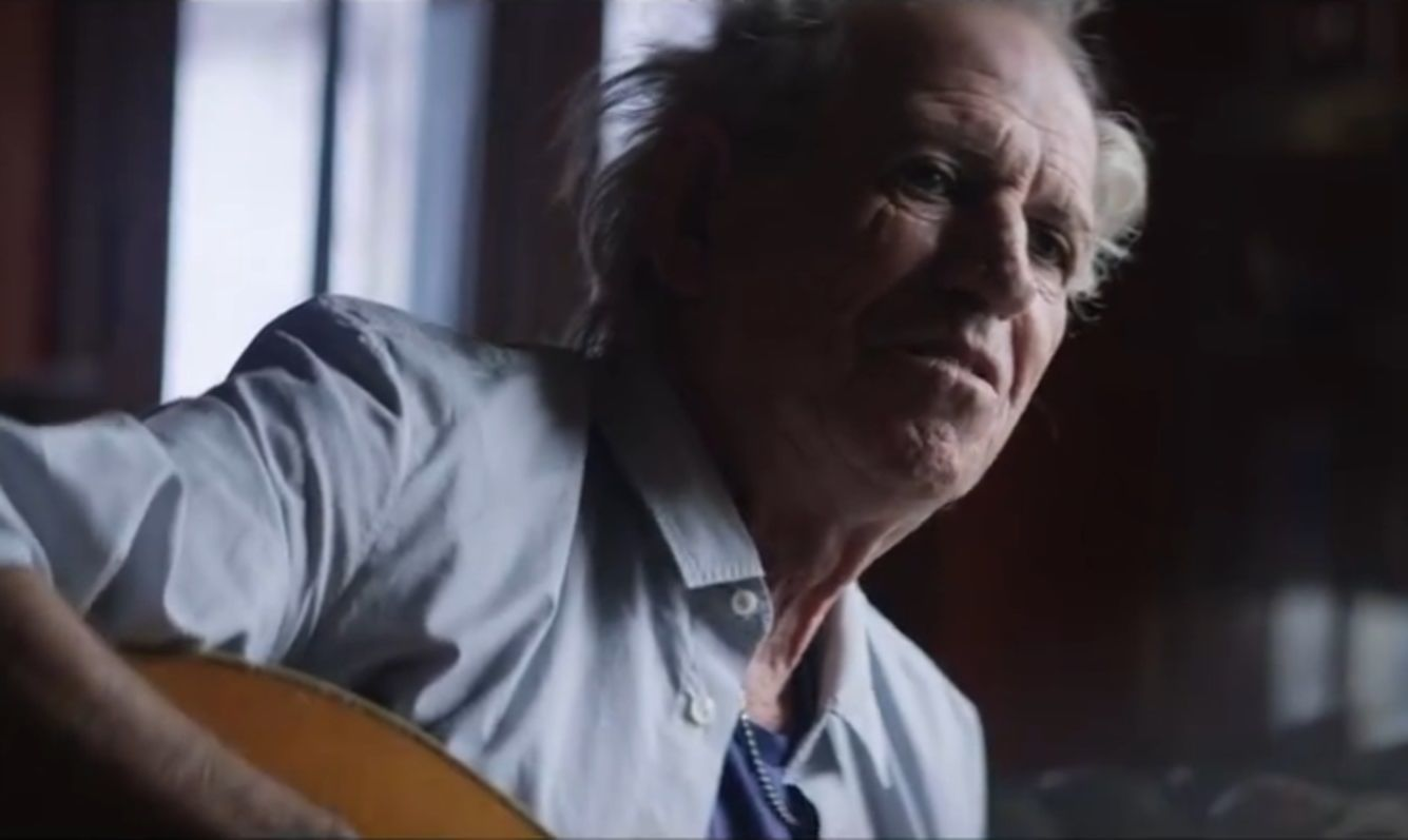 keith richards interview 2015