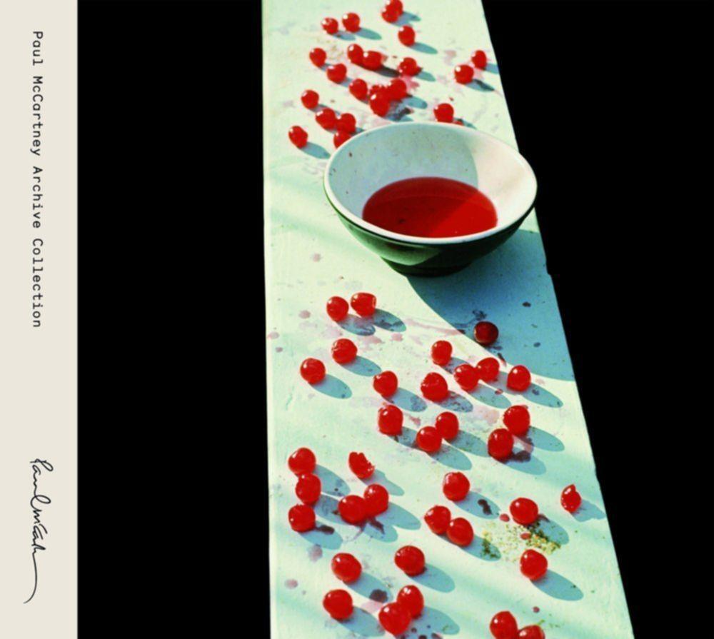 Wunderbar: Paul McCartney - MCCARTNEY (1970)