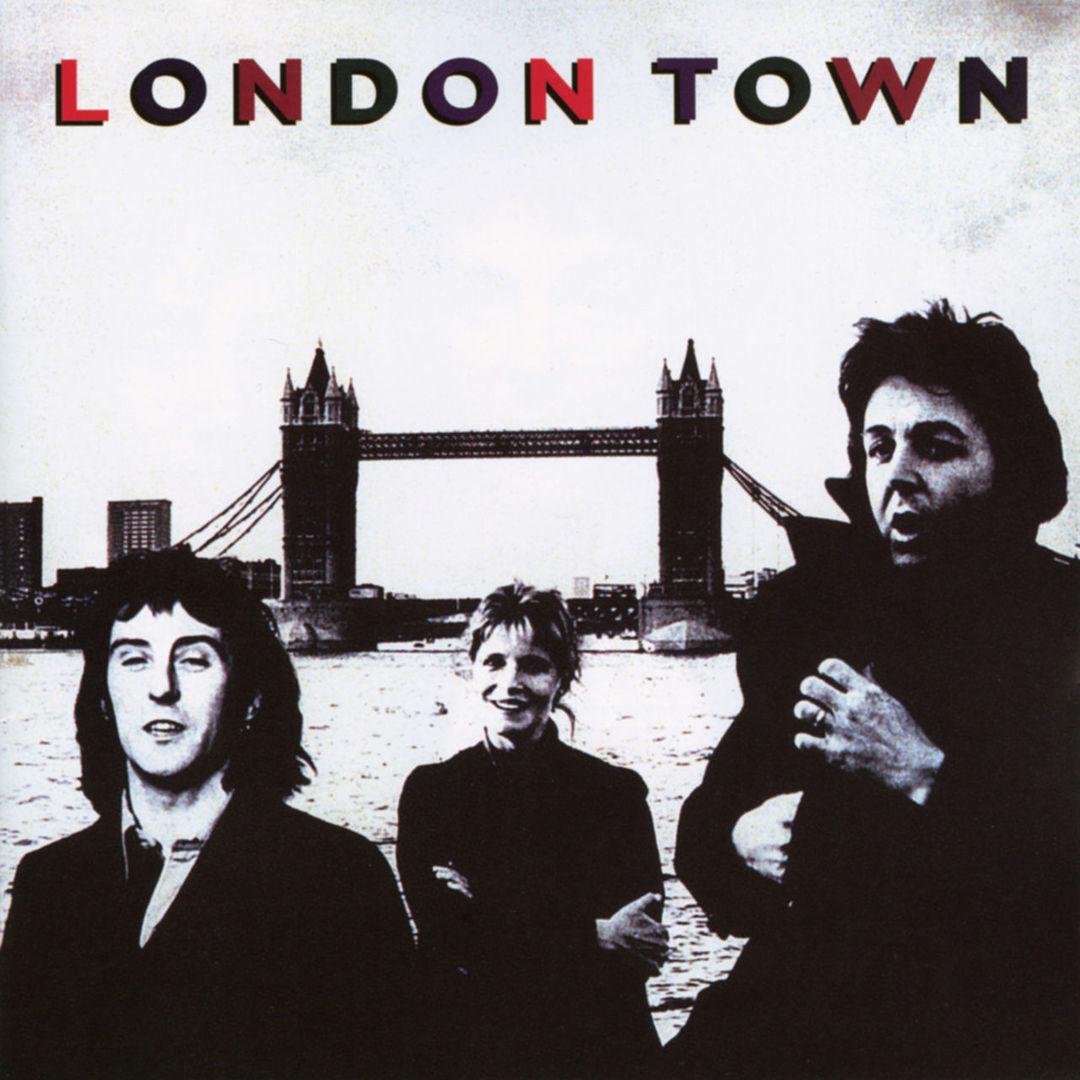 Wunderbar: Wings - LONDON TOWN (1978)