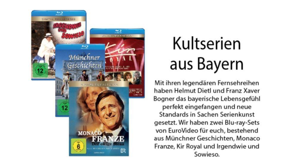 Bayern Serien