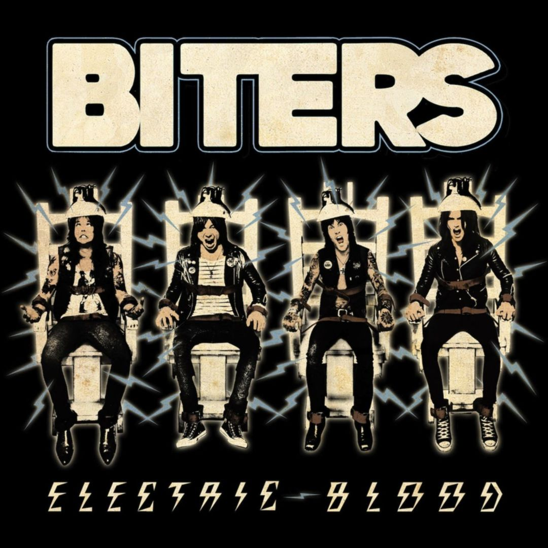 Biters – ELECTRIC BLOOD