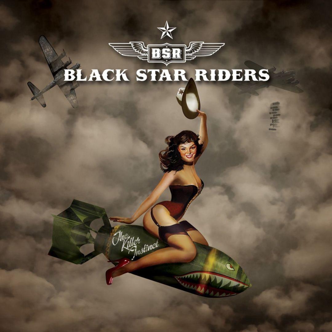 Black Star Riders – KILLER INSTINCT