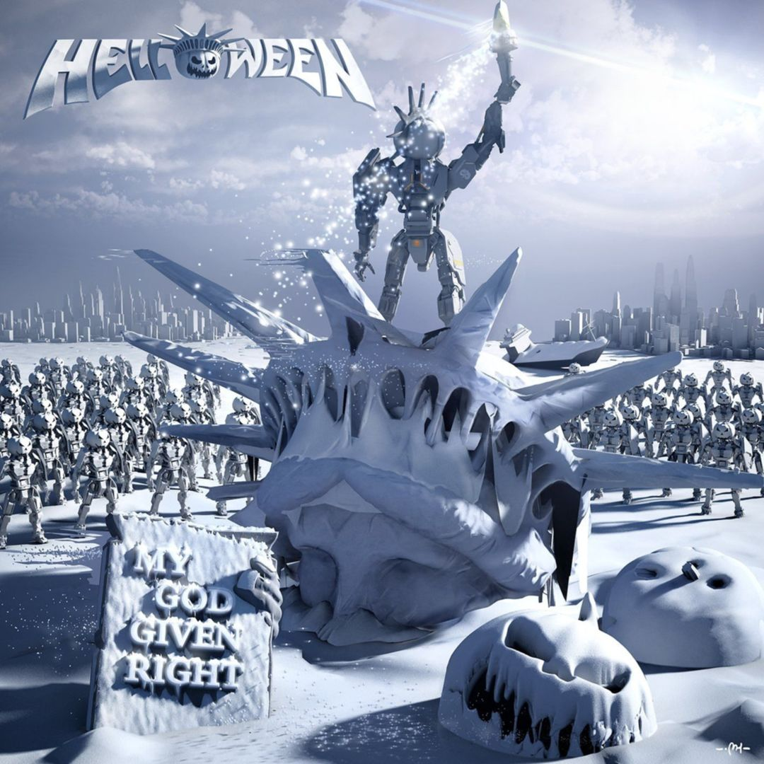 Helloween – MY GOD GIVEN RIGHT