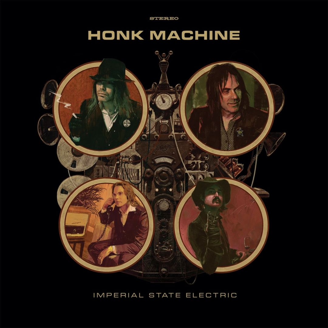 Imperial State Electric HONK MACHINE