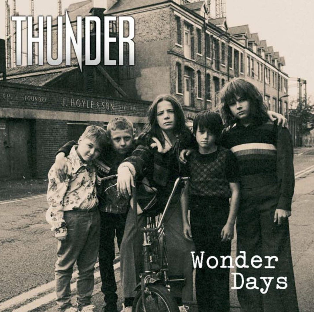 Thunder – WONDER DAYS