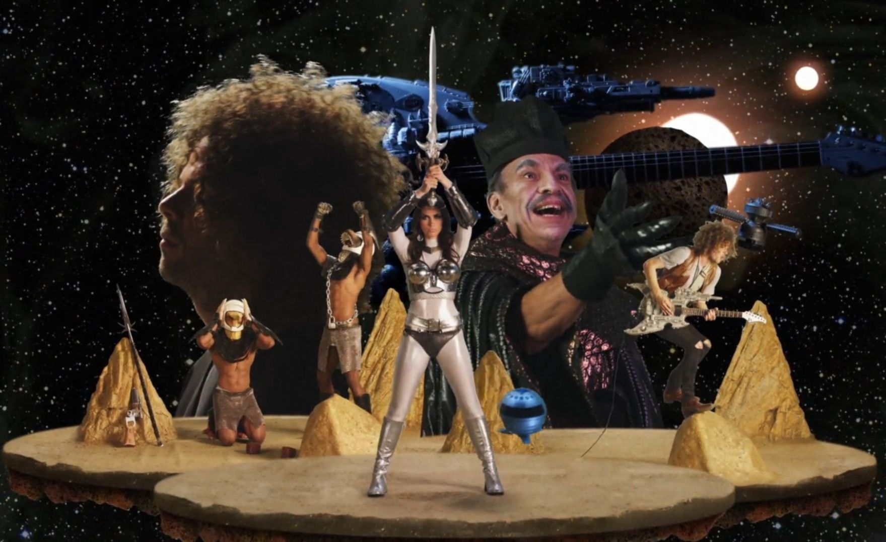 wolfmother victorious video still