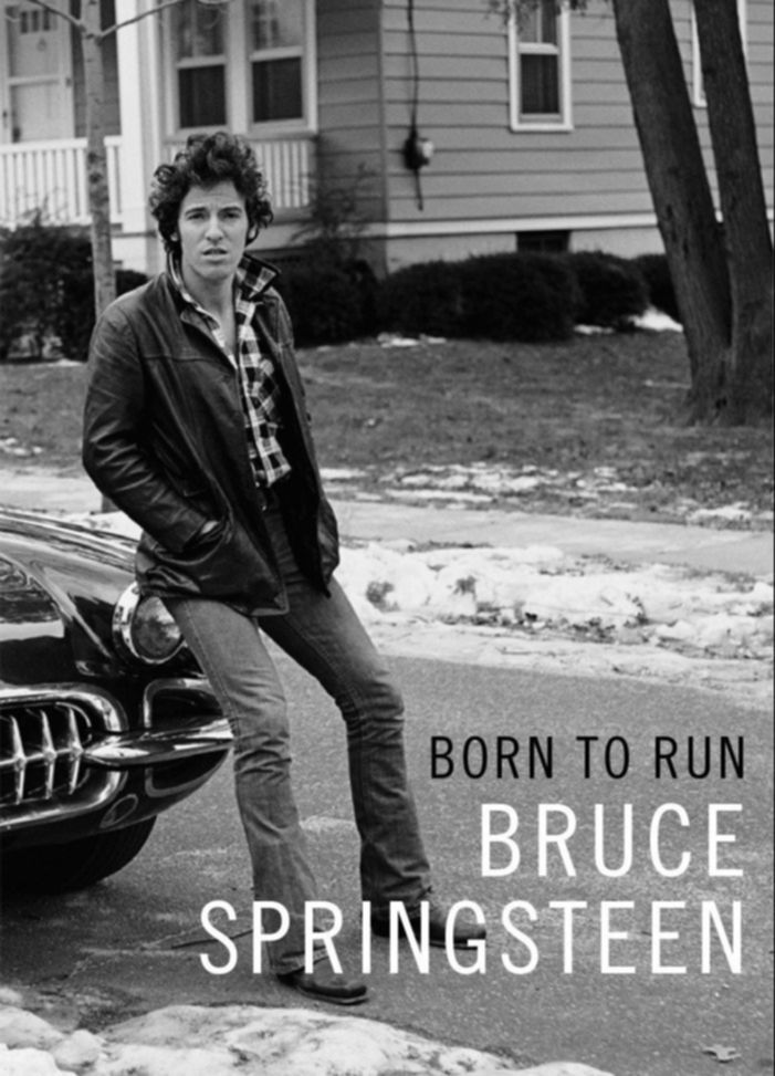 BTR-cover buch bruce springsteen