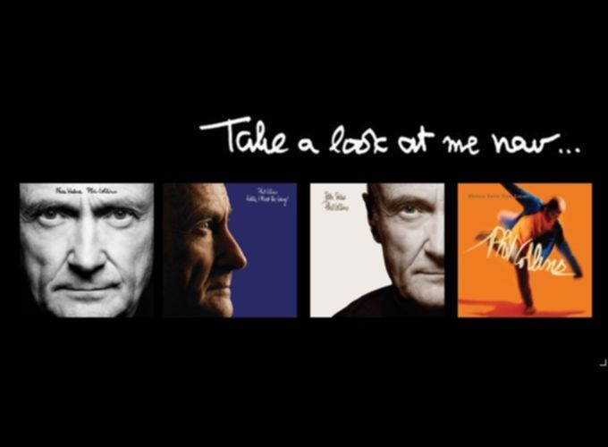 Phil Collins Box