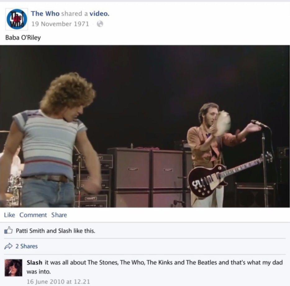 mashup history of rock
