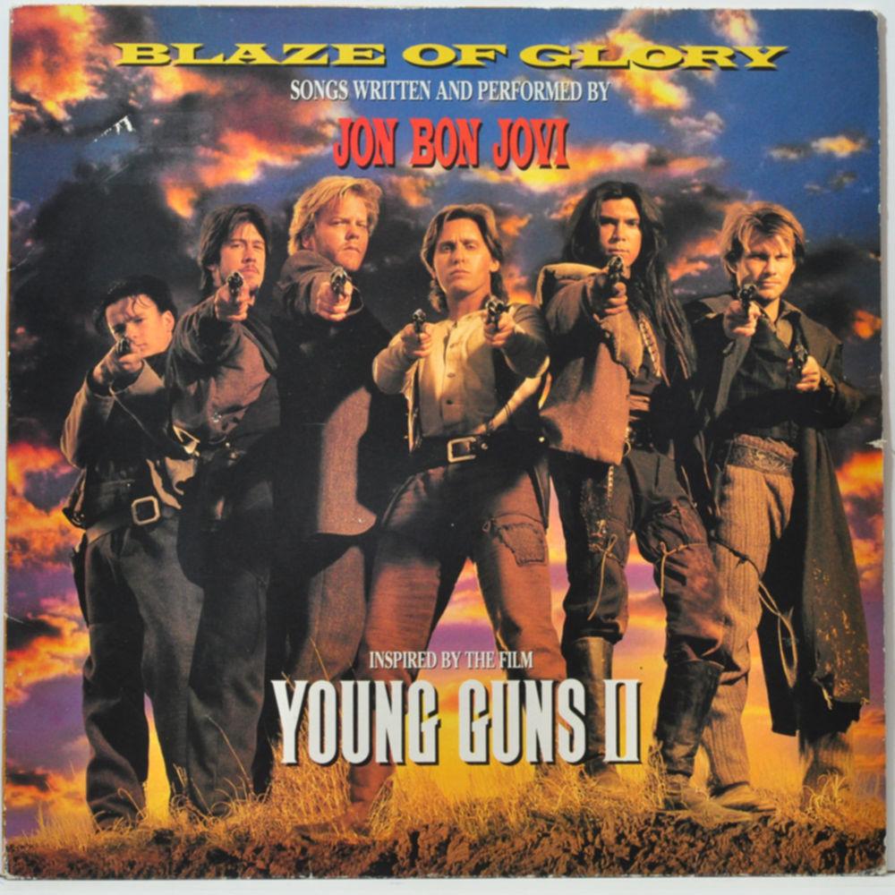 Anhörbar: BLAZE OF GLORY (1990)