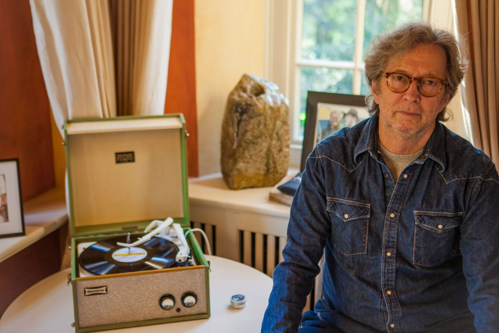 Eric Clapton 2016 - CMS Source press