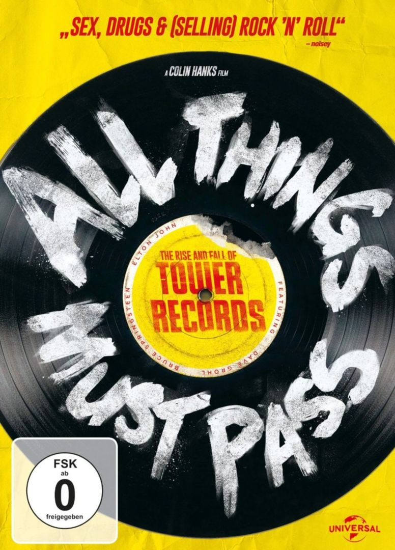 tower records dvd