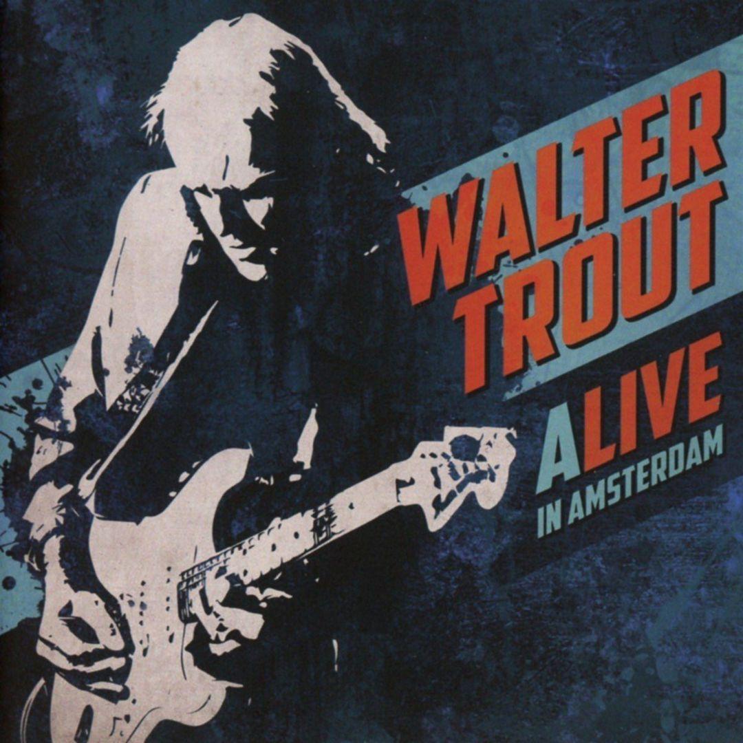 walter trout live album