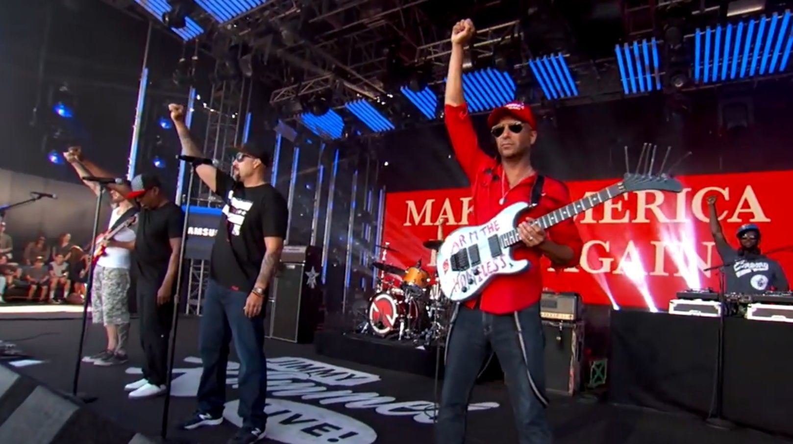 prophets of rage live