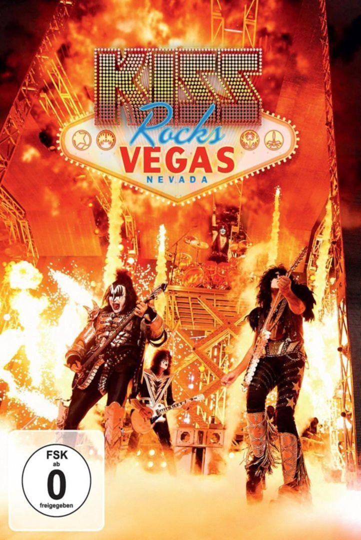 Kiss Rock Vegas