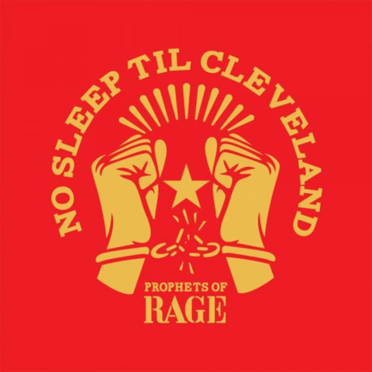 prophets of rage no sleep til cleveland