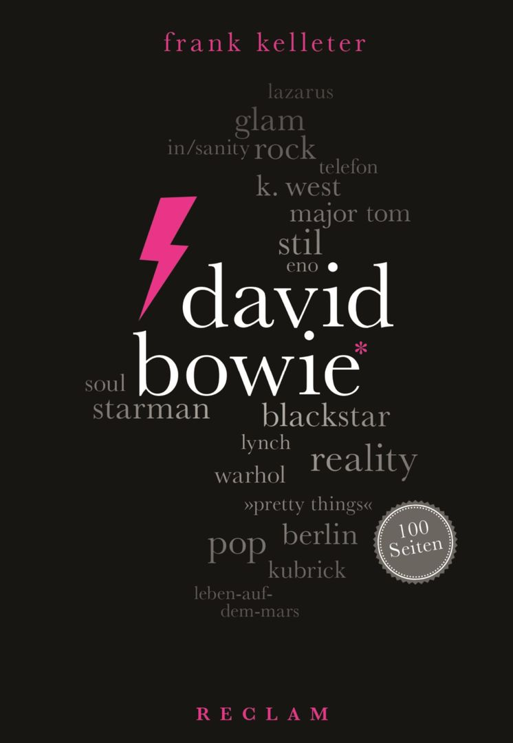 david bowie buch