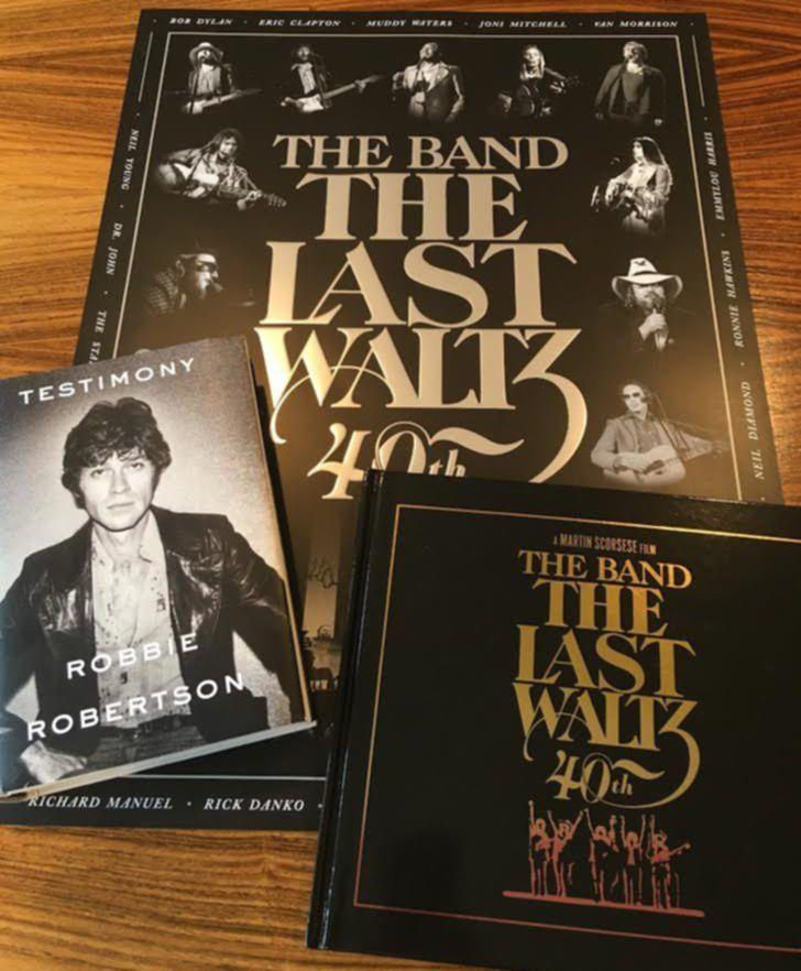 last waltz paket