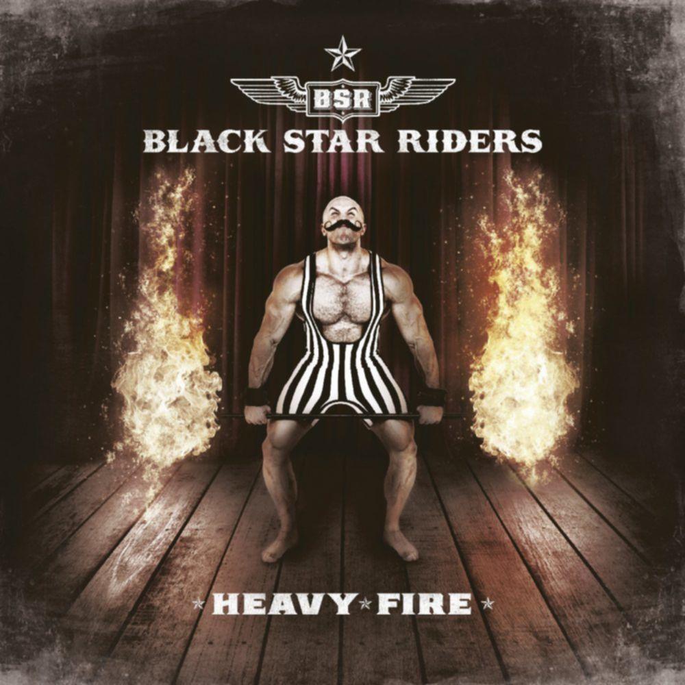 black star riders 2017