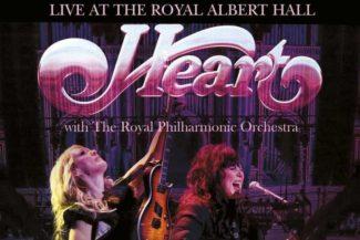 heart royal albert hall