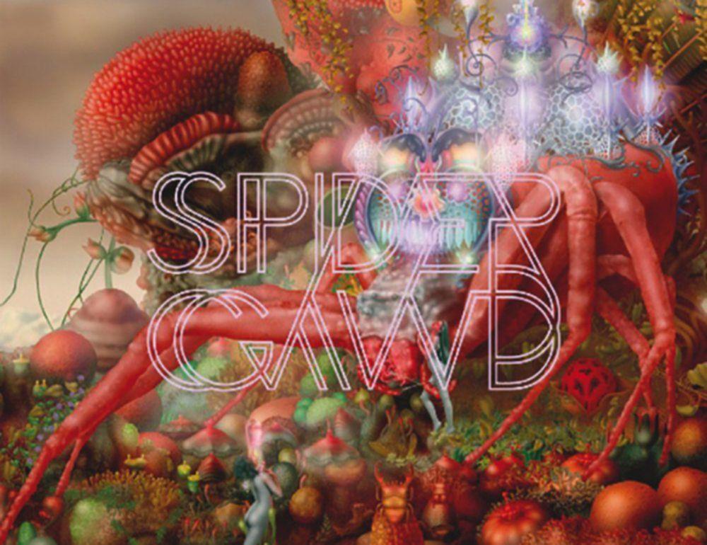 spidergawd