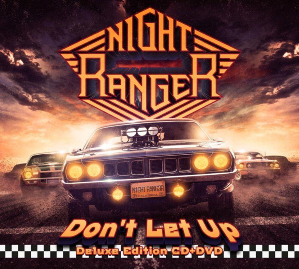 night ranger don't let up