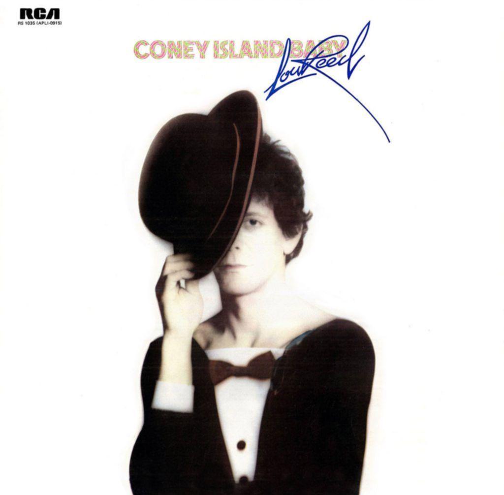 lou reed coney island