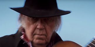 Neil Young Western Paradox Trailer
