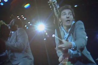 Bruce Springsteen live 1980 mit Clarence Clemons