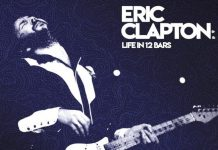 Eric Clapton mit Life In 12 Bars