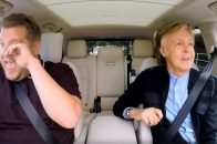 Paul McCartney bei Carpool Karaoke
