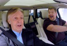 Paul McCartney bei Carpool Karaoke