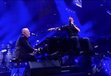 Bruce Cpringsteen Billy Joel Madison Square Garden