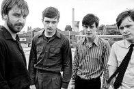Joy Division mit Sänger Ian Curtis