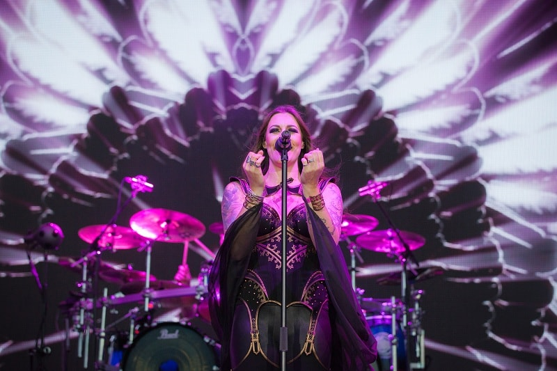 Nightwish - Wacken 2018