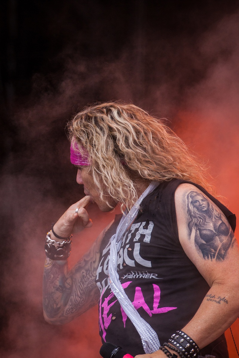 Steel Panther - Wacken 2018