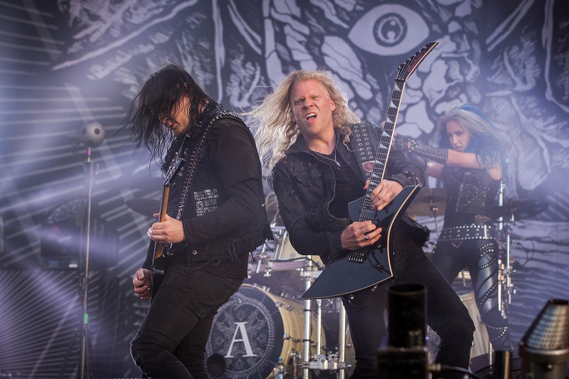 Arch Enemy - Wacken 2018
