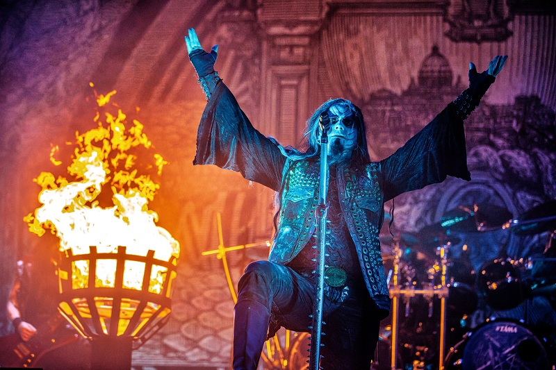 Dimmu Borgir - Wacken 2018