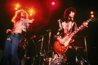 Led Zeppelin Bildband Trailer