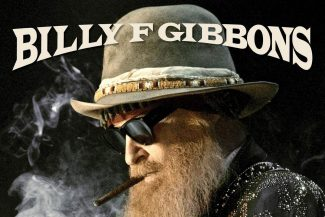 Billy F. Gibbons THE BIG BAD BLUES