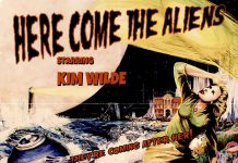 Gewinnspiel Kim Wilde Here Come The Aliens